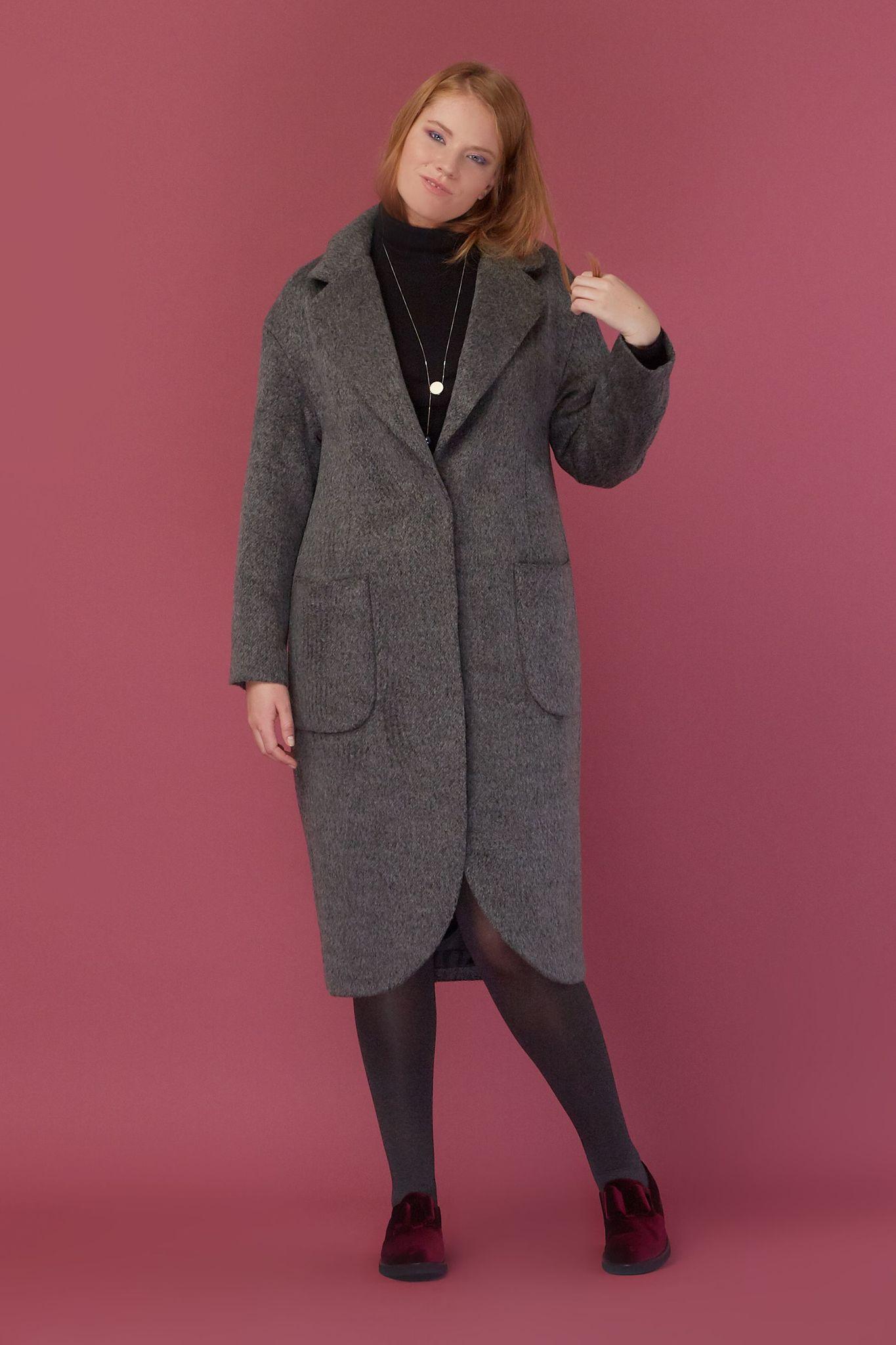 Пальто BASE-03 CO01 OZ06Пальто<br>Прямое пальто из мягкой шерсти с вискозой- идеальное сочетание: состава, кроя, модных тенденций и комфортности. Мягкое, обволакивающее, фантастически удобное и на 100% подходящее вашему стилю и образу жизни. Чуть скругленная линия низа, придает силуэту легкости, а функциональные карманы – удобства.<br>