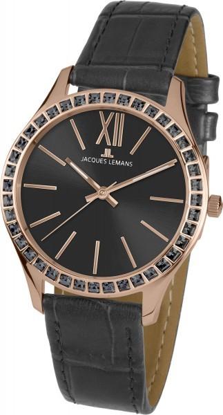 Jacques Lemans 1-1841S - женские наручные часы из коллекции RomeJacques Lemans<br><br><br>Бренд: Jacques Lemans<br>Модель: Jacques Lemans 1-1841S<br>Артикул: 1-1841S<br>Вариант артикула: None<br>Коллекция: Rome<br>Подколлекция: None<br>Страна: Австрия<br>Пол: женские<br>Тип механизма: кварцевые<br>Механизм: None<br>Количество камней: None<br>Автоподзавод: None<br>Источник энергии: от батарейки<br>Срок службы элемента питания: None<br>Дисплей: стрелки<br>Цифры: римские<br>Водозащита: WR 100<br>Противоударные: None<br>Материал корпуса: нерж. сталь, IP покрытие (полное)<br>Материал браслета: кожа<br>Материал безеля: None<br>Стекло: минеральное<br>Антибликовое покрытие: None<br>Цвет корпуса: None<br>Цвет браслета: None<br>Цвет циферблата: None<br>Цвет безеля: None<br>Размеры: 37 мм<br>Диаметр: None<br>Диаметр корпуса: None<br>Толщина: None<br>Ширина ремешка: None<br>Вес: None<br>Спорт-функции: None<br>Подсветка: None<br>Вставка: кристаллы Swarovski<br>Отображение даты: None<br>Хронограф: None<br>Таймер: None<br>Термометр: None<br>Хронометр: None<br>GPS: None<br>Радиосинхронизация: None<br>Барометр: None<br>Скелетон: None<br>Дополнительная информация: None<br>Дополнительные функции: None