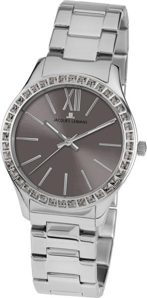 Jacques Lemans 1-1841Q - женские наручные часы из коллекции La PassionJacques Lemans<br><br><br>Бренд: Jacques Lemans<br>Модель: Jacques Lemans 1-1841Q<br>Артикул: 1-1841Q<br>Вариант артикула: None<br>Коллекция: La Passion<br>Подколлекция: None<br>Страна: Австрия<br>Пол: женские<br>Тип механизма: кварцевые<br>Механизм: None<br>Количество камней: None<br>Автоподзавод: None<br>Источник энергии: от батарейки<br>Срок службы элемента питания: None<br>Дисплей: стрелки<br>Цифры: римские<br>Водозащита: WR 10<br>Противоударные: None<br>Материал корпуса: нерж. сталь<br>Материал браслета: нерж. сталь<br>Материал безеля: None<br>Стекло: Crystex<br>Антибликовое покрытие: None<br>Цвет корпуса: None<br>Цвет браслета: None<br>Цвет циферблата: None<br>Цвет безеля: None<br>Размеры: 37 мм<br>Диаметр: None<br>Диаметр корпуса: None<br>Толщина: None<br>Ширина ремешка: None<br>Вес: None<br>Спорт-функции: None<br>Подсветка: None<br>Вставка: кристаллы Swarovski<br>Отображение даты: None<br>Хронограф: None<br>Таймер: None<br>Термометр: None<br>Хронометр: None<br>GPS: None<br>Радиосинхронизация: None<br>Барометр: None<br>Скелетон: None<br>Дополнительная информация: None<br>Дополнительные функции: None