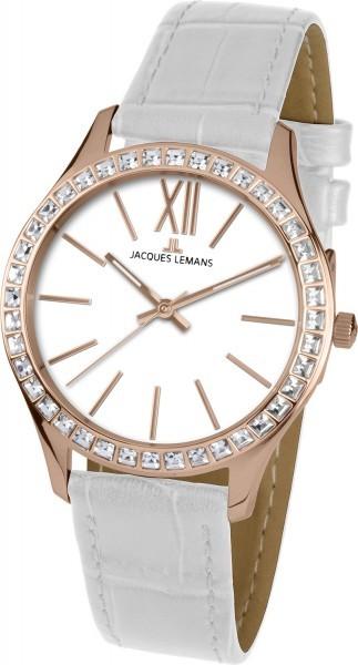 Jacques Lemans 1-1841O - женские наручные часы из коллекции RomeJacques Lemans<br><br><br>Бренд: Jacques Lemans<br>Модель: Jacques Lemans 1-1841O<br>Артикул: 1-1841O<br>Вариант артикула: None<br>Коллекция: Rome<br>Подколлекция: None<br>Страна: Австрия<br>Пол: женские<br>Тип механизма: кварцевые<br>Механизм: None<br>Количество камней: None<br>Автоподзавод: None<br>Источник энергии: от батарейки<br>Срок службы элемента питания: None<br>Дисплей: стрелки<br>Цифры: римские<br>Водозащита: WR 100<br>Противоударные: None<br>Материал корпуса: нерж. сталь, IP покрытие (полное)<br>Материал браслета: кожа<br>Материал безеля: None<br>Стекло: минеральное<br>Антибликовое покрытие: None<br>Цвет корпуса: None<br>Цвет браслета: None<br>Цвет циферблата: None<br>Цвет безеля: None<br>Размеры: 37 мм<br>Диаметр: None<br>Диаметр корпуса: None<br>Толщина: None<br>Ширина ремешка: None<br>Вес: None<br>Спорт-функции: None<br>Подсветка: None<br>Вставка: кристаллы Swarovski<br>Отображение даты: None<br>Хронограф: None<br>Таймер: None<br>Термометр: None<br>Хронометр: None<br>GPS: None<br>Радиосинхронизация: None<br>Барометр: None<br>Скелетон: None<br>Дополнительная информация: None<br>Дополнительные функции: None