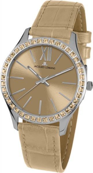 Jacques Lemans 1-1841J - женские наручные часы из коллекции RomeJacques Lemans<br><br><br>Бренд: Jacques Lemans<br>Модель: Jacques Lemans 1-1841J<br>Артикул: 1-1841J<br>Вариант артикула: None<br>Коллекция: Rome<br>Подколлекция: None<br>Страна: Австрия<br>Пол: женские<br>Тип механизма: кварцевые<br>Механизм: None<br>Количество камней: None<br>Автоподзавод: None<br>Источник энергии: от батарейки<br>Срок службы элемента питания: None<br>Дисплей: стрелки<br>Цифры: римские<br>Водозащита: WR 10<br>Противоударные: None<br>Материал корпуса: нерж. сталь<br>Материал браслета: кожа<br>Материал безеля: None<br>Стекло: Crystex<br>Антибликовое покрытие: None<br>Цвет корпуса: None<br>Цвет браслета: None<br>Цвет циферблата: None<br>Цвет безеля: None<br>Размеры: 37 мм<br>Диаметр: None<br>Диаметр корпуса: None<br>Толщина: None<br>Ширина ремешка: None<br>Вес: None<br>Спорт-функции: None<br>Подсветка: None<br>Вставка: кристаллы Swarovski<br>Отображение даты: None<br>Хронограф: None<br>Таймер: None<br>Термометр: None<br>Хронометр: None<br>GPS: None<br>Радиосинхронизация: None<br>Барометр: None<br>Скелетон: None<br>Дополнительная информация: None<br>Дополнительные функции: None