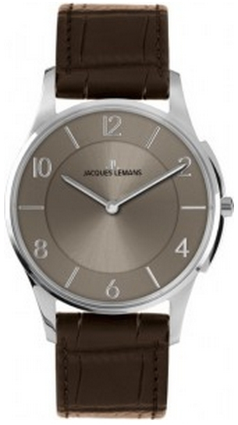 Jacques Lemans 1-1778W - женские наручные часы из коллекции LondonJacques Lemans<br><br><br>Бренд: Jacques Lemans<br>Модель: Jacques Lemans 1-1778W<br>Артикул: 1-1778W<br>Вариант артикула: None<br>Коллекция: London<br>Подколлекция: None<br>Страна: Австрия<br>Пол: женские<br>Тип механизма: кварцевые<br>Механизм: None<br>Количество камней: None<br>Автоподзавод: None<br>Источник энергии: от батарейки<br>Срок службы элемента питания: None<br>Дисплей: стрелки<br>Цифры: арабские<br>Водозащита: WR 5<br>Противоударные: None<br>Материал корпуса: нерж. сталь<br>Материал браслета: кожа<br>Материал безеля: None<br>Стекло: Crystex<br>Антибликовое покрытие: None<br>Цвет корпуса: None<br>Цвет браслета: None<br>Цвет циферблата: None<br>Цвет безеля: None<br>Размеры: 28 мм<br>Диаметр: None<br>Диаметр корпуса: None<br>Толщина: None<br>Ширина ремешка: None<br>Вес: None<br>Спорт-функции: None<br>Подсветка: None<br>Вставка: None<br>Отображение даты: None<br>Хронограф: None<br>Таймер: None<br>Термометр: None<br>Хронометр: None<br>GPS: None<br>Радиосинхронизация: None<br>Барометр: None<br>Скелетон: None<br>Дополнительная информация: None<br>Дополнительные функции: None