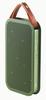 Портативная акустика Bang &amp; Olufsen BeoPlay A2Акустика<br>Портативная акустика Bang &amp; Olufsen BeoPlay A2 купить с доставкой<br>Беспроводная акустическая система Bang &amp; Olufsen BeoPlay A2 понравится каждому меломану качественным объёмным звуком. Колонка совместима с большинством современных устройств и подключается через Bluetooth 4.0. BeoPlay A2 отличается небольшими размерами, поэтому её удобно носить с собой.<br><br>Качественный звук<br>Bang &amp; Olufsen BeoPlay A2 передаёт насыщенный тёплый сбалансированный звук с глубокими басами и чистым вокалом.<br>За качество звука в BeoPlay A2 отвечает усилитель класса D мощностью 2х30Вт, а также целых 6 динамиков, по 3 с каждой стороны устройства. Благодаря этому вы получаете настоящий объёмный звук. Неважно, где вы расположите колонку — в центре комнаты или в углу — ваша любимая музыка заполнит всё помещение<br>Простое подключение<br>Акустическая система Bang &amp; Olufsen BeoPlay A2 легко подключается практически к любому современному устройству: смартфону, планшету, ноутбуку. Достаточно просто нажать и подержать кнопку Bluetooth на боковой панели, пока не загорится синий светодиод, и выбрать на подключающем устройстве BeoPlay A2. И можно слушать любимую музыку!<br>Колонка способна запомнить до 8 устройств и одновременно подключиться к двум из них. Таким образом, вы сможете слушать музыку с ноутбука и принимать звонки по беспроводному соединению с телефона.<br><br>Звука хватит надолго<br>Встроенного литий-ионного аккумулятора хватит на 24 часа воспроизведения музыки на средней громкости, так что можете забыть о постоянной подзарядке. Когда же аккумулятор сядет, зарядить его можно всего за 3 часа.<br>Подзаряжать колонку можно как от USB, так и от специального зарядного устройства, идущего в комплекте.<br>Стильная и компактная<br>Корпус акустики Bang &amp; Olufsen BeoPlay A2 изготовлен из цельного куска алюминия, динамики закрыты перфорированными крышками из поликарбоната, под которыми находятся тканевые прокла