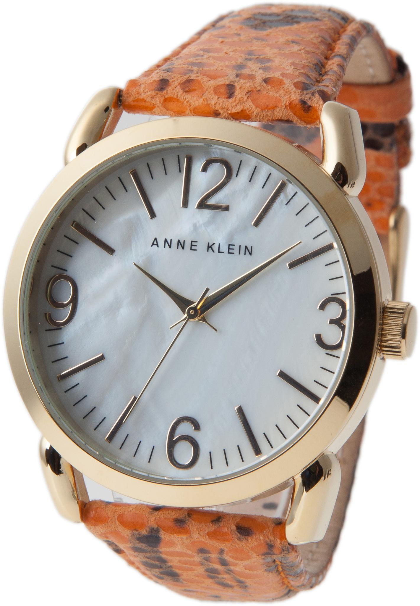 Anne Klein 1288MPOR - женские наручные часы из коллекции RingAnne Klein<br><br><br>Бренд: Anne Klein<br>Модель: Anne Klein 1288 MPOR<br>Артикул: 1288MPOR<br>Вариант артикула: None<br>Коллекция: Ring<br>Подколлекция: None<br>Страна: США<br>Пол: женские<br>Тип механизма: кварцевые<br>Механизм: None<br>Количество камней: None<br>Автоподзавод: None<br>Источник энергии: от батарейки<br>Срок службы элемента питания: None<br>Дисплей: стрелки<br>Цифры: арабские<br>Водозащита: None<br>Противоударные: None<br>Материал корпуса: латунь, покрытие: позолота (полное)<br>Материал браслета: кожа<br>Материал безеля: None<br>Стекло: минеральное<br>Антибликовое покрытие: None<br>Цвет корпуса: None<br>Цвет браслета: None<br>Цвет циферблата: None<br>Цвет безеля: None<br>Размеры: 40x10 мм<br>Диаметр: None<br>Диаметр корпуса: None<br>Толщина: None<br>Ширина ремешка: None<br>Вес: None<br>Спорт-функции: None<br>Подсветка: None<br>Вставка: None<br>Отображение даты: None<br>Хронограф: None<br>Таймер: None<br>Термометр: None<br>Хронометр: None<br>GPS: None<br>Радиосинхронизация: None<br>Барометр: None<br>Скелетон: None<br>Дополнительная информация: None<br>Дополнительные функции: None