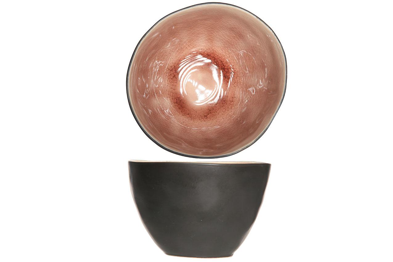 Миска 10х6,5 см COSY&amp;TRENDY Laguna old rose 1690521Новинки<br>Миска 10х6,5 см COSY&amp;TRENDY Laguna old rose 1690521<br><br>Эта коллекция из каменной керамики поражает удивительным цветом, текстурой и формой. Насыщенный темно-розовый оттенок с волнистым рельефом погружают в прибрежную лагуну. Органические края для дополнительного дизайна. Коллекция Laguna Old Rose воссоздает исключительный внешний вид приготовленных блюд.<br>