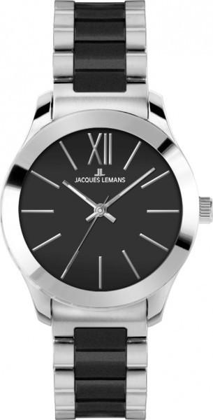 Jacques Lemans 1-1796A - женские наручные часы из коллекции RomeJacques Lemans<br><br><br>Бренд: Jacques Lemans<br>Модель: Jacques Lemans 1-1796A<br>Артикул: 1-1796A<br>Вариант артикула: None<br>Коллекция: Rome<br>Подколлекция: None<br>Страна: Австрия<br>Пол: женские<br>Тип механизма: кварцевые<br>Механизм: None<br>Количество камней: None<br>Автоподзавод: None<br>Источник энергии: от батарейки<br>Срок службы элемента питания: None<br>Дисплей: стрелки<br>Цифры: римские<br>Водозащита: WR 10<br>Противоударные: None<br>Материал корпуса: нерж. сталь<br>Материал браслета: нерж. сталь + керамика<br>Материал безеля: None<br>Стекло: Crystex<br>Антибликовое покрытие: None<br>Цвет корпуса: None<br>Цвет браслета: None<br>Цвет циферблата: None<br>Цвет безеля: None<br>Размеры: 37 мм<br>Диаметр: None<br>Диаметр корпуса: None<br>Толщина: None<br>Ширина ремешка: None<br>Вес: None<br>Спорт-функции: None<br>Подсветка: стрелок<br>Вставка: None<br>Отображение даты: None<br>Хронограф: None<br>Таймер: None<br>Термометр: None<br>Хронометр: None<br>GPS: None<br>Радиосинхронизация: None<br>Барометр: None<br>Скелетон: None<br>Дополнительная информация: None<br>Дополнительные функции: None