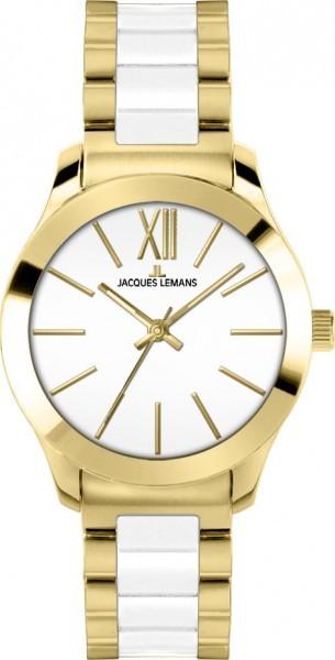 Jacques Lemans 1-1796C - женские наручные часыJacques Lemans<br><br><br>Бренд: Jacques Lemans<br>Модель: Jacques Lemans 1-1796C<br>Артикул: 1-1796C<br>Вариант артикула: None<br>Коллекция: None<br>Подколлекция: None<br>Страна: Австрия<br>Пол: женские<br>Тип механизма: кварцевые<br>Механизм: None<br>Количество камней: None<br>Автоподзавод: None<br>Источник энергии: от батарейки<br>Срок службы элемента питания: None<br>Дисплей: стрелки<br>Цифры: римские<br>Водозащита: WR 10<br>Противоударные: None<br>Материал корпуса: нерж. сталь, IP покрытие (полное)<br>Материал браслета: нерж. сталь + керамика, IP покрытие (частичное)<br>Материал безеля: None<br>Стекло: Crystex<br>Антибликовое покрытие: None<br>Цвет корпуса: None<br>Цвет браслета: None<br>Цвет циферблата: None<br>Цвет безеля: None<br>Размеры: 37 мм<br>Диаметр: None<br>Диаметр корпуса: None<br>Толщина: None<br>Ширина ремешка: None<br>Вес: None<br>Спорт-функции: None<br>Подсветка: стрелок<br>Вставка: None<br>Отображение даты: None<br>Хронограф: None<br>Таймер: None<br>Термометр: None<br>Хронометр: None<br>GPS: None<br>Радиосинхронизация: None<br>Барометр: None<br>Скелетон: None<br>Дополнительная информация: None<br>Дополнительные функции: None