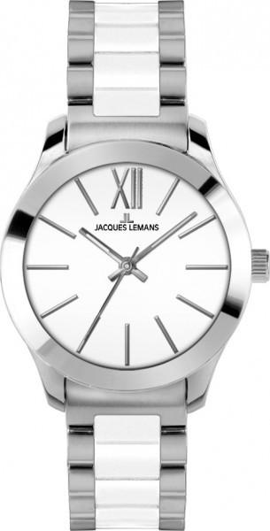 Jacques Lemans 1-1796B - женские наручные часы из коллекции RomeJacques Lemans<br><br><br>Бренд: Jacques Lemans<br>Модель: Jacques Lemans 1-1796B<br>Артикул: 1-1796B<br>Вариант артикула: None<br>Коллекция: Rome<br>Подколлекция: None<br>Страна: Австрия<br>Пол: женские<br>Тип механизма: кварцевые<br>Механизм: None<br>Количество камней: None<br>Автоподзавод: None<br>Источник энергии: от батарейки<br>Срок службы элемента питания: None<br>Дисплей: стрелки<br>Цифры: римские<br>Водозащита: WR 10<br>Противоударные: None<br>Материал корпуса: нерж. сталь<br>Материал браслета: нерж. сталь + керамика<br>Материал безеля: None<br>Стекло: Crystex<br>Антибликовое покрытие: None<br>Цвет корпуса: None<br>Цвет браслета: None<br>Цвет циферблата: None<br>Цвет безеля: None<br>Размеры: 37 мм<br>Диаметр: None<br>Диаметр корпуса: None<br>Толщина: None<br>Ширина ремешка: None<br>Вес: None<br>Спорт-функции: None<br>Подсветка: стрелок<br>Вставка: None<br>Отображение даты: None<br>Хронограф: None<br>Таймер: None<br>Термометр: None<br>Хронометр: None<br>GPS: None<br>Радиосинхронизация: None<br>Барометр: None<br>Скелетон: None<br>Дополнительная информация: None<br>Дополнительные функции: None