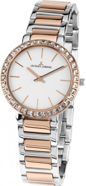 Jacques Lemans 1-1843B - женские наручные часы из коллекции MilanoJacques Lemans<br><br><br>Бренд: Jacques Lemans<br>Модель: Jacques Lemans 1-1843B<br>Артикул: 1-1843B<br>Вариант артикула: None<br>Коллекция: Milano<br>Подколлекция: None<br>Страна: Австрия<br>Пол: женские<br>Тип механизма: кварцевые<br>Механизм: None<br>Количество камней: None<br>Автоподзавод: None<br>Источник энергии: от батарейки<br>Срок службы элемента питания: None<br>Дисплей: стрелки<br>Цифры: отсутствуют<br>Водозащита: WR 5<br>Противоударные: None<br>Материал корпуса: нерж. сталь, IP покрытие (частичное)<br>Материал браслета: нерж. сталь, IP покрытие (частичное)<br>Материал безеля: None<br>Стекло: Crystex<br>Антибликовое покрытие: None<br>Цвет корпуса: None<br>Цвет браслета: None<br>Цвет циферблата: None<br>Цвет безеля: None<br>Размеры: 32x32 мм<br>Диаметр: None<br>Диаметр корпуса: None<br>Толщина: None<br>Ширина ремешка: None<br>Вес: None<br>Спорт-функции: None<br>Подсветка: None<br>Вставка: кристаллы Swarovski<br>Отображение даты: None<br>Хронограф: None<br>Таймер: None<br>Термометр: None<br>Хронометр: None<br>GPS: None<br>Радиосинхронизация: None<br>Барометр: None<br>Скелетон: None<br>Дополнительная информация: None<br>Дополнительные функции: None