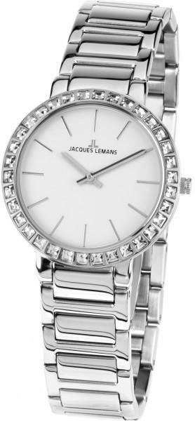 Jacques Lemans 1-1843A - женские наручные часы из коллекции MilanoJacques Lemans<br><br><br>Бренд: Jacques Lemans<br>Модель: Jacques Lemans 1-1843A<br>Артикул: 1-1843A<br>Вариант артикула: None<br>Коллекция: Milano<br>Подколлекция: None<br>Страна: Австрия<br>Пол: женские<br>Тип механизма: кварцевые<br>Механизм: None<br>Количество камней: None<br>Автоподзавод: None<br>Источник энергии: от батарейки<br>Срок службы элемента питания: None<br>Дисплей: стрелки<br>Цифры: отсутствуют<br>Водозащита: WR 5<br>Противоударные: None<br>Материал корпуса: нерж. сталь<br>Материал браслета: нерж. сталь<br>Материал безеля: None<br>Стекло: Crystex<br>Антибликовое покрытие: None<br>Цвет корпуса: None<br>Цвет браслета: None<br>Цвет циферблата: None<br>Цвет безеля: None<br>Размеры: 32x32 мм<br>Диаметр: None<br>Диаметр корпуса: None<br>Толщина: None<br>Ширина ремешка: None<br>Вес: None<br>Спорт-функции: None<br>Подсветка: None<br>Вставка: кристаллы Swarovski<br>Отображение даты: None<br>Хронограф: None<br>Таймер: None<br>Термометр: None<br>Хронометр: None<br>GPS: None<br>Радиосинхронизация: None<br>Барометр: None<br>Скелетон: None<br>Дополнительная информация: None<br>Дополнительные функции: None