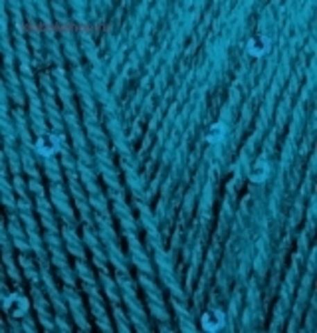 Вязание от бирюзового цвета