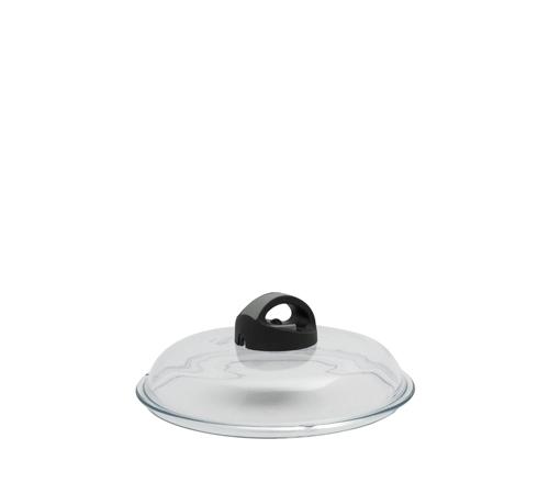 Крышка стеклянная IGLOO 20 см Ballarini 334902.20Крышки<br>Крышка стеклянная IGLOO 20 см Ballarini 334902.20<br><br>Крышка изготовлена из стекла. Пригодна для мытья в посудомоечной машине. Горячую крышку не подставлять под холодную воду.<br>
