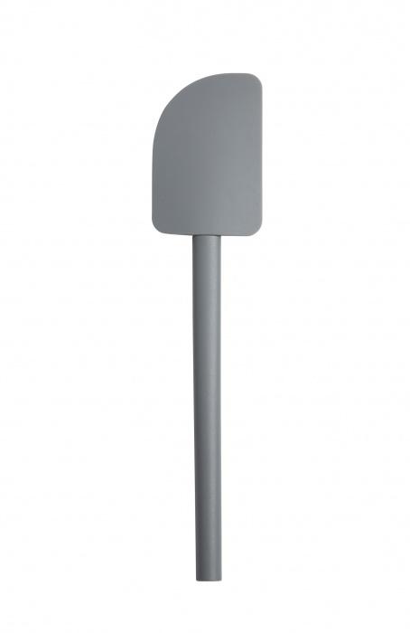Лопатка кондитерская 29см ZONE GOURMET CONFETTI 332040Скидки на товары для кухни<br>Лопатка для приготовления ваыпечки, имеет оптимально удобные для эксплуатации размеры. Материал изготовления - нейлон. Кухонный аксессуар теплостойкий (до двухсот градусов). Используется в кондитерском деле. Дизайн скандинавский.<br>