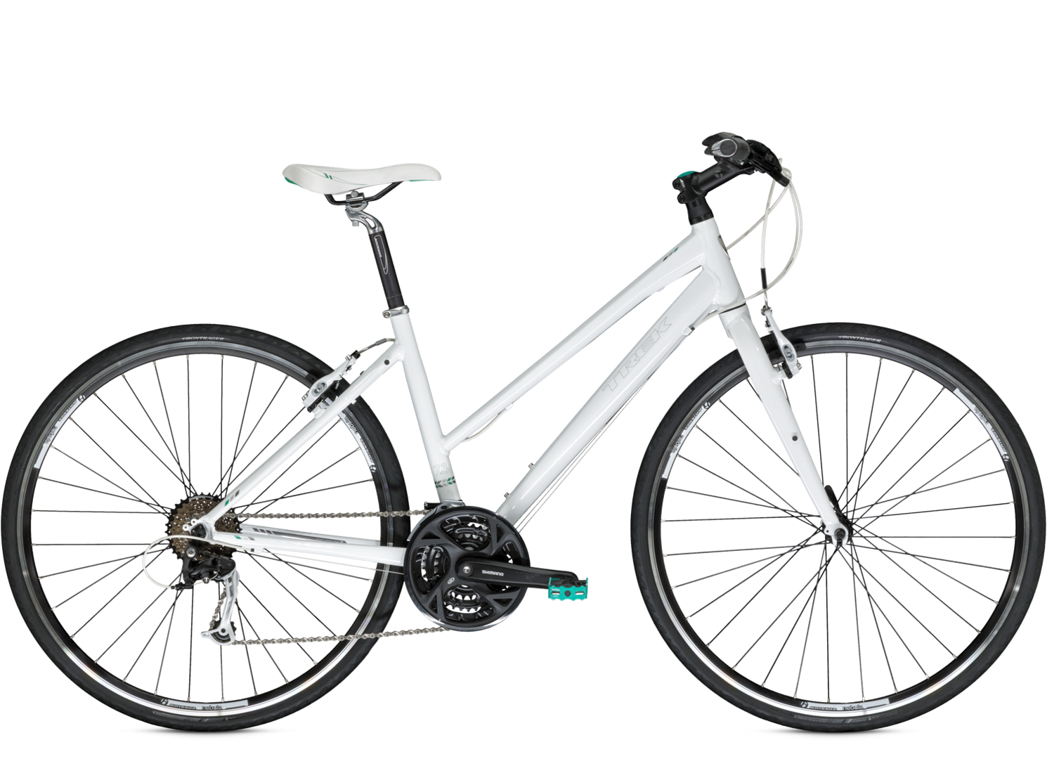 Trek 7.3 FX WSD Low (2014)Дорожные<br><br>
