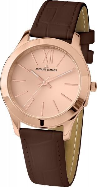 Jacques Lemans 1-1840D - женские наручные часы из коллекции RomeJacques Lemans<br><br><br>Бренд: Jacques Lemans<br>Модель: Jacques Lemans 1-1840D<br>Артикул: 1-1840D<br>Вариант артикула: None<br>Коллекция: Rome<br>Подколлекция: None<br>Страна: Австрия<br>Пол: женские<br>Тип механизма: кварцевые<br>Механизм: None<br>Количество камней: None<br>Автоподзавод: None<br>Источник энергии: от батарейки<br>Срок службы элемента питания: None<br>Дисплей: стрелки<br>Цифры: римские<br>Водозащита: WR 10<br>Противоударные: None<br>Материал корпуса: нерж. сталь, IP покрытие (полное)<br>Материал браслета: кожа<br>Материал безеля: None<br>Стекло: Crystex<br>Антибликовое покрытие: None<br>Цвет корпуса: None<br>Цвет браслета: None<br>Цвет циферблата: None<br>Цвет безеля: None<br>Размеры: 37 мм<br>Диаметр: None<br>Диаметр корпуса: None<br>Толщина: None<br>Ширина ремешка: None<br>Вес: None<br>Спорт-функции: None<br>Подсветка: None<br>Вставка: None<br>Отображение даты: None<br>Хронограф: None<br>Таймер: None<br>Термометр: None<br>Хронометр: None<br>GPS: None<br>Радиосинхронизация: None<br>Барометр: None<br>Скелетон: None<br>Дополнительная информация: None<br>Дополнительные функции: None