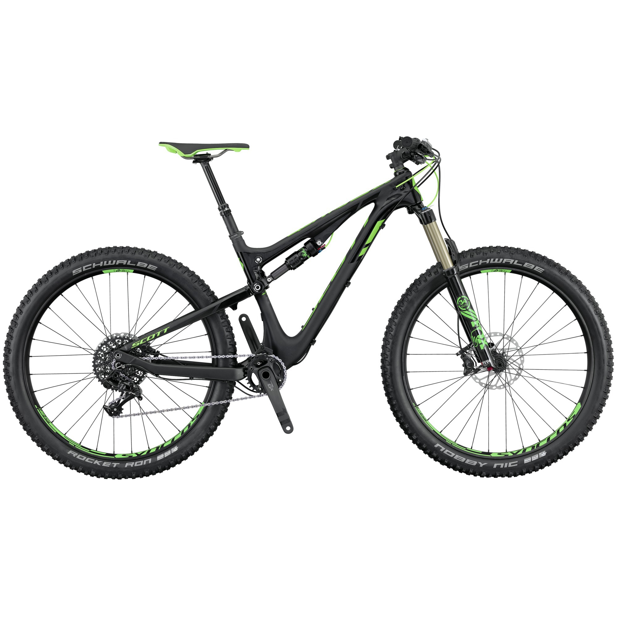 Scott Genius 710 Plus (2016)Горные<br><br>