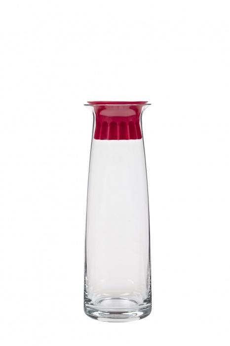 Графин 1л ZONE GOURMET CONFETTI 322018Скидки на товары для кухни<br>Стеклянный графин можно использовать для подачи соков, компота и других напитков. Сосуд имеет эргономичную форму, за счет чего удобно сидит в руке.<br>