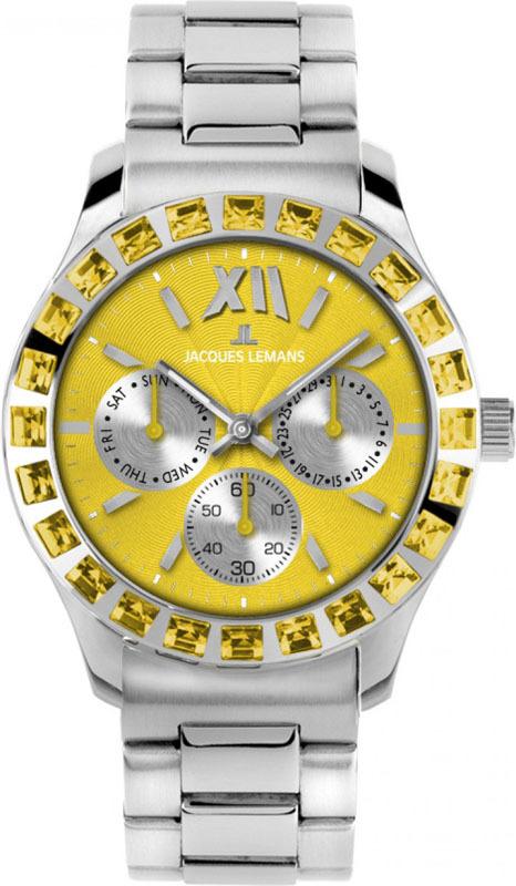 Jacques Lemans 1-1627ZE - женские наручные часыJacques Lemans<br><br><br>Бренд: Jacques Lemans<br>Модель: Jacques Lemans 1-1627ZE<br>Артикул: 1-1627ZE<br>Вариант артикула: None<br>Коллекция: None<br>Подколлекция: None<br>Страна: Австрия<br>Пол: женские<br>Тип механизма: кварцевые<br>Механизм: None<br>Количество камней: None<br>Автоподзавод: None<br>Источник энергии: от батарейки<br>Срок службы элемента питания: None<br>Дисплей: стрелки<br>Цифры: римские<br>Водозащита: WR 10<br>Противоударные: None<br>Материал корпуса: нерж. сталь<br>Материал браслета: нерж. сталь<br>Материал безеля: None<br>Стекло: Crystex<br>Антибликовое покрытие: None<br>Цвет корпуса: None<br>Цвет браслета: None<br>Цвет циферблата: None<br>Цвет безеля: None<br>Размеры: 37 мм<br>Диаметр: None<br>Диаметр корпуса: None<br>Толщина: None<br>Ширина ремешка: None<br>Вес: None<br>Спорт-функции: None<br>Подсветка: стрелок<br>Вставка: кристаллы Swarovski<br>Отображение даты: число, день недели<br>Хронограф: None<br>Таймер: None<br>Термометр: None<br>Хронометр: None<br>GPS: None<br>Радиосинхронизация: None<br>Барометр: None<br>Скелетон: None<br>Дополнительная информация: None<br>Дополнительные функции: None