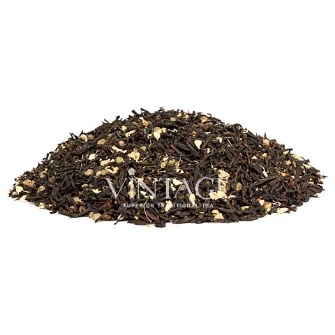 Имбирный Мед (чай черный байховый ароматизированный листовой)Весовой чай<br>Имбирный Мед (чай черный байховый ароматизированный листовой)<br><br><br><br><br><br><br><br><br><br>Время заваривания<br>Температура заваривания<br>Количество заварки<br><br><br><br>Рекомендуемое время заваривания 6-7мин.<br><br><br>Рекомендуемая температура заваривания 90-100 °С<br><br><br>Рекомендуемое количество заварки 3-4гр из расчета на 200-300мл.<br><br><br><br><br><br>Состав:черный цейлонский чай, тертый имбирь, капельки липового меда.<br>Описание:чай помогает извлечь пользу имбиря для борьбы с первыми симптомами простуды. Липовый мед смягчает резкость и остроту имбиря, придавая чаю уникальный вкус и аромат. В чае используется натуральный липовый мед производимый специально для этого сорта.<br>Это инновация торговой марки VINTAGE - в России нет подобных аналогов чая с медом!<br>