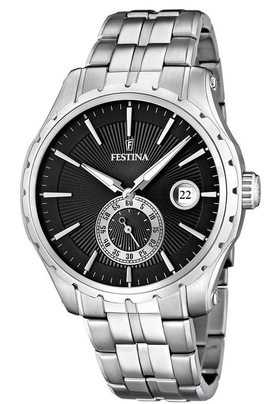 Festina F16679.4 - мужские наручные часы из коллекции RetroFestina<br><br><br>Бренд: Festina<br>Модель: Festina F16679/4<br>Артикул: F16679.4<br>Вариант артикула: None<br>Коллекция: Retro<br>Подколлекция: None<br>Страна: Испания<br>Пол: мужские<br>Тип механизма: кварцевые<br>Механизм: None<br>Количество камней: None<br>Автоподзавод: None<br>Источник энергии: от батарейки<br>Срок службы элемента питания: None<br>Дисплей: стрелки<br>Цифры: отсутствуют<br>Водозащита: WR 50<br>Противоударные: None<br>Материал корпуса: нерж. сталь<br>Материал браслета: нерж. сталь<br>Материал безеля: None<br>Стекло: минеральное<br>Антибликовое покрытие: None<br>Цвет корпуса: None<br>Цвет браслета: None<br>Цвет циферблата: None<br>Цвет безеля: None<br>Размеры: 44x12 мм<br>Диаметр: None<br>Диаметр корпуса: None<br>Толщина: None<br>Ширина ремешка: None<br>Вес: None<br>Спорт-функции: None<br>Подсветка: стрелок<br>Вставка: None<br>Отображение даты: число<br>Хронограф: None<br>Таймер: None<br>Термометр: None<br>Хронометр: None<br>GPS: None<br>Радиосинхронизация: None<br>Барометр: None<br>Скелетон: None<br>Дополнительная информация: None<br>Дополнительные функции: None