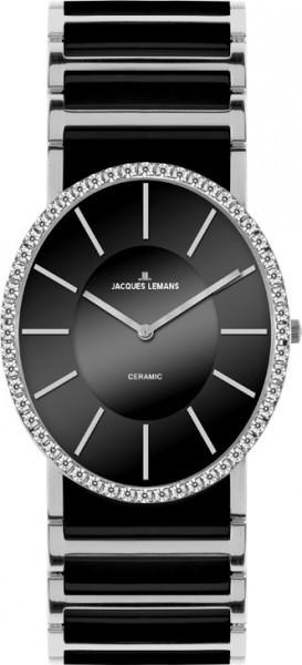 Jacques Lemans 1-1819A - женские наручные часы из коллекции YorkJacques Lemans<br><br><br>Бренд: Jacques Lemans<br>Модель: Jacques Lemans 1-1819A<br>Артикул: 1-1819A<br>Вариант артикула: None<br>Коллекция: York<br>Подколлекция: None<br>Страна: Австрия<br>Пол: женские<br>Тип механизма: кварцевые<br>Механизм: None<br>Количество камней: None<br>Автоподзавод: None<br>Источник энергии: от батарейки<br>Срок службы элемента питания: None<br>Дисплей: стрелки<br>Цифры: отсутствуют<br>Водозащита: WR 50<br>Противоударные: None<br>Материал корпуса: нерж. сталь<br>Материал браслета: нерж. сталь + керамика<br>Материал безеля: None<br>Стекло: минеральное/сапфировое<br>Антибликовое покрытие: None<br>Цвет корпуса: None<br>Цвет браслета: None<br>Цвет циферблата: None<br>Цвет безеля: None<br>Размеры: 27x32 мм<br>Диаметр: None<br>Диаметр корпуса: None<br>Толщина: None<br>Ширина ремешка: None<br>Вес: None<br>Спорт-функции: None<br>Подсветка: None<br>Вставка: None<br>Отображение даты: None<br>Хронограф: None<br>Таймер: None<br>Термометр: None<br>Хронометр: None<br>GPS: None<br>Радиосинхронизация: None<br>Барометр: None<br>Скелетон: None<br>Дополнительная информация: None<br>Дополнительные функции: None