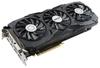 MSI GTX 1080 TI DUKE 11GGeForce<br>Тип видеокарты: офисная/игроваяГрафический процессор: NVIDIA GeForce GTX 1080 TiИнтерфейс: PCI-E 16x 3.0Кодовое название графического процессора: GP102-350-A1Техпроцесс: 16 нмКоличество поддерживаемых мониторов: 4Максимальное разрешение: 7680x4320<br><br>Частота графического процессора: 1531 МГцОбъем видеопамяти: 11264 МбТип видеопамяти: GDDR5XЧастота видеопамяти: 11016 МГцРазрядность шины видеопамяти: 352 битПоддержка режима SLI/CrossFire: есть<br><br>Разъемы: DVI-D, поддержка HDCP, HDMI x2, DisplayPort x2Версия HDMI: 2.0bВерсия DisplayPort: 1.4<br><br>Число универсальных процессоров: 3584Версия шейдеров: 5.0Число текстурных блоков: 224Число блоков растеризации: 88Максимальная степень анизотропной фильтрации: 16xПоддержка стандартов: DirectX 12, OpenGL 4.5<br>Поддержка CUDA: есть, версия 6.1Поддержка Vulkan: естьВерсия OpenCL: 1.2Необходимость дополнительного питания: да, 8 pin + 8 pinРекомендуемая мощность блока питания: 600 ВтTDP: 250 ВтДизайн системы охлаждения: кастомныйКоличество вентиляторов : 3Размеры (ШxВxТ): 320x141x42 ммКоличество занимаемых слотов: 2Дополнительная информация: частота видеопроцессора Boost - 1645 МГц<br>