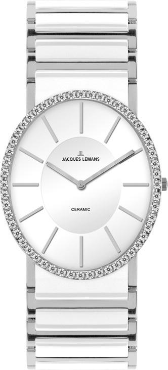 Jacques Lemans 1-1819B - женские наручные часы из коллекции YorkJacques Lemans<br><br><br>Бренд: Jacques Lemans<br>Модель: Jacques Lemans 1-1819B<br>Артикул: 1-1819B<br>Вариант артикула: None<br>Коллекция: York<br>Подколлекция: None<br>Страна: Австрия<br>Пол: женские<br>Тип механизма: кварцевые<br>Механизм: None<br>Количество камней: None<br>Автоподзавод: None<br>Источник энергии: от батарейки<br>Срок службы элемента питания: None<br>Дисплей: стрелки<br>Цифры: отсутствуют<br>Водозащита: WR 5<br>Противоударные: None<br>Материал корпуса: нерж. сталь<br>Материал браслета: нерж. сталь + керамика<br>Материал безеля: None<br>Стекло: минеральное/сапфировое<br>Антибликовое покрытие: None<br>Цвет корпуса: None<br>Цвет браслета: None<br>Цвет циферблата: None<br>Цвет безеля: None<br>Размеры: 27x32 мм<br>Диаметр: None<br>Диаметр корпуса: None<br>Толщина: None<br>Ширина ремешка: None<br>Вес: None<br>Спорт-функции: None<br>Подсветка: None<br>Вставка: None<br>Отображение даты: None<br>Хронограф: None<br>Таймер: None<br>Термометр: None<br>Хронометр: None<br>GPS: None<br>Радиосинхронизация: None<br>Барометр: None<br>Скелетон: None<br>Дополнительная информация: None<br>Дополнительные функции: None