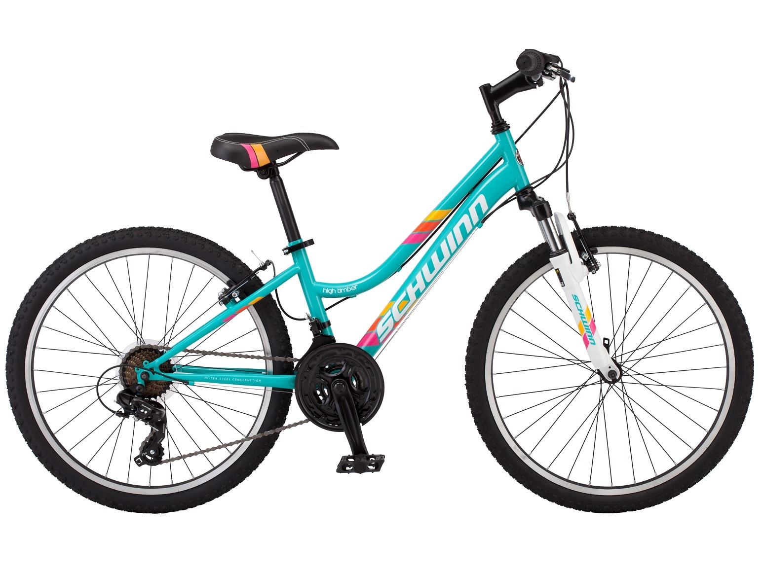 Schwinn High Timber 24 Girl (2017)от 9 лет<br><br>