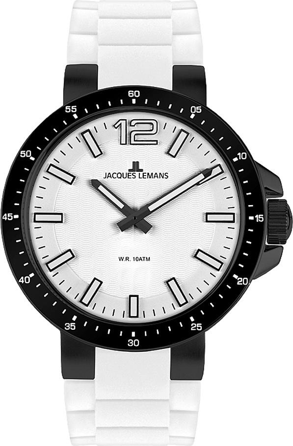 Jacques Lemans 1-1709P - женские наручные часы из коллекции SportJacques Lemans<br><br><br>Бренд: Jacques Lemans<br>Модель: Jacques Lemans 1-1709P<br>Артикул: 1-1709P<br>Вариант артикула: None<br>Коллекция: Sport<br>Подколлекция: None<br>Страна: Австрия<br>Пол: женские<br>Тип механизма: кварцевые<br>Механизм: None<br>Количество камней: None<br>Автоподзавод: None<br>Источник энергии: от батарейки<br>Срок службы элемента питания: None<br>Дисплей: стрелки<br>Цифры: арабские<br>Водозащита: WR 10<br>Противоударные: None<br>Материал корпуса: нерж. сталь, IP покрытие (полное)<br>Материал браслета: силикон<br>Материал безеля: None<br>Стекло: Crystex<br>Антибликовое покрытие: None<br>Цвет корпуса: None<br>Цвет браслета: None<br>Цвет циферблата: None<br>Цвет безеля: None<br>Размеры: 38 мм<br>Диаметр: None<br>Диаметр корпуса: None<br>Толщина: None<br>Ширина ремешка: None<br>Вес: None<br>Спорт-функции: None<br>Подсветка: стрелок<br>Вставка: None<br>Отображение даты: None<br>Хронограф: None<br>Таймер: None<br>Термометр: None<br>Хронометр: None<br>GPS: None<br>Радиосинхронизация: None<br>Барометр: None<br>Скелетон: None<br>Дополнительная информация: None<br>Дополнительные функции: None