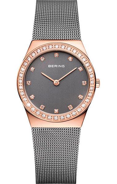 Женские часы Bering ber-10729-707 Мужские часы Orient AG03001W