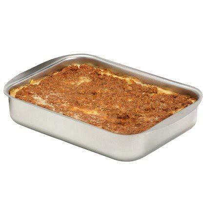 Форма Frabosk Fornomania для лазаньи 39х29, нержавеющая сталь 18/10 38235Формы для запекания (выпечки)<br><br>