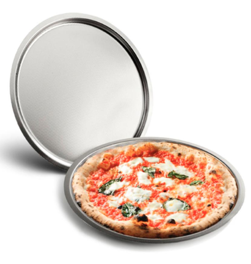 Форма Frabosk Fornomania для пиццы 30см, нержавеющая сталь 18/10 38216Формы для запекания (выпечки)<br><br>