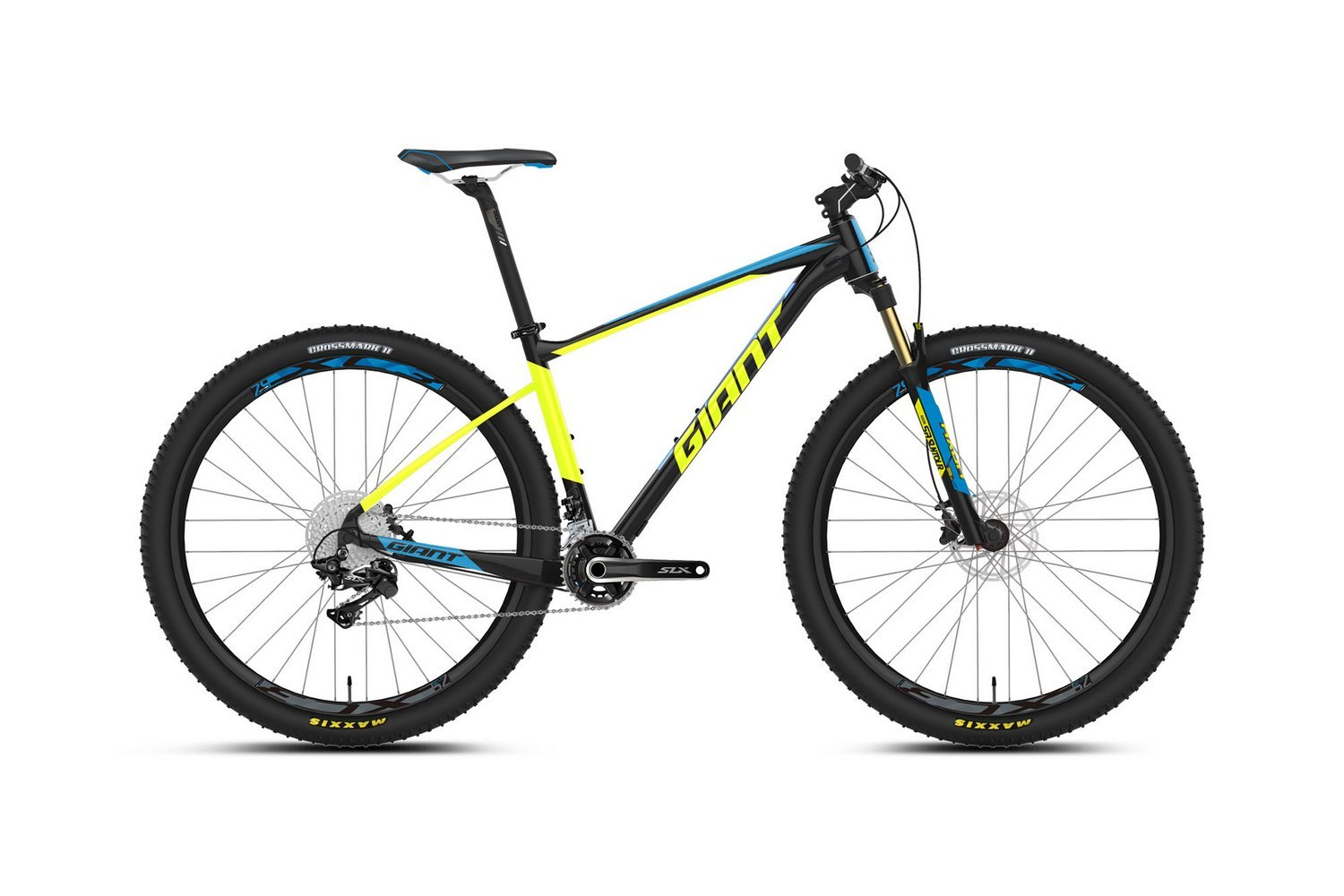 Giant Fathom 29er 1 LTD (2017)Горные<br><br>
