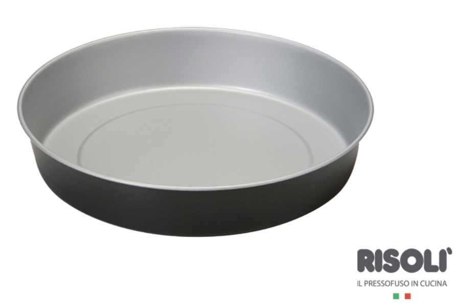 Форма Risoli Dolce круглая 28см 010080/510TLФормы для запекания (выпечки)<br><br>