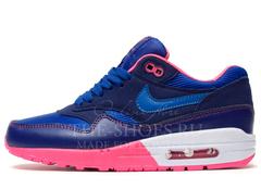 Кроссовки Женские Nike Air Max 87 Blue Pink White
