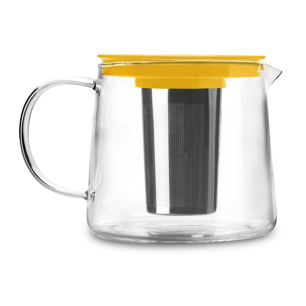 Чайник для кипячения и заваривания, стеклянный с фильтром 1,5 л IBILI Kristall арт. 622915Чайники заварочные<br>вид упаковки:подарочнаякрышка:естьматериал:стеклообъем (л):1.50предметов в наборе (штук):1ручки:фиксированныестрана:Испаниятип варочной поверхности:все типы поверхностей, кроме индукционной<br><br>В этом стильном чайнике вы сможете легко и быстро заварить ваш любимый напиток и наслаждаться его насыщенным цветом сквозь стеклянные стенки. При этом удобная ручка чайника всегда остается холодной, а его носик сконструирован таким образом, что при наклоне ни одна капля не прольется мимо чашки.<br>Объемы френч-прессов этой серии 600 и 800 мл позволяют устроить домашнее чаепитие для всей семьи, а также угостить ароматным свежезаваренным напитком своих гостей. А благодаря элегантному классическому дизайну чайник способен стать достойным элементов сервировки любого стола, как повседневного, так и праздничного.<br>Официальный продавец IBILI<br>