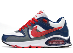 Кроссовки Женские Nike Air Max Skyline Red Grey White Blue