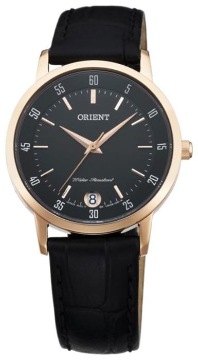 Orient UNG6001B / FUNG6001B0 - женские наручные часыORIENT<br><br><br>Бренд: ORIENT<br>Модель: ORIENT UNG6001B<br>Артикул: UNG6001B<br>Вариант артикула: FUNG6001B0<br>Коллекция: None<br>Подколлекция: None<br>Страна: Япония<br>Пол: женские<br>Тип механизма: кварцевые<br>Механизм: HT7<br>Количество камней: None<br>Автоподзавод: None<br>Источник энергии: от батарейки<br>Срок службы элемента питания: None<br>Дисплей: стрелки<br>Цифры: отсутствуют<br>Водозащита: WR 30<br>Противоударные: None<br>Материал корпуса: нерж. сталь, IP покрытие: позолота (полное)<br>Материал браслета: кожа (не указан)<br>Материал безеля: None<br>Стекло: минеральное<br>Антибликовое покрытие: None<br>Цвет корпуса: None<br>Цвет браслета: None<br>Цвет циферблата: None<br>Цвет безеля: None<br>Размеры: 31 мм<br>Диаметр: None<br>Диаметр корпуса: None<br>Толщина: None<br>Ширина ремешка: None<br>Вес: None<br>Спорт-функции: None<br>Подсветка: None<br>Вставка: None<br>Отображение даты: число<br>Хронограф: None<br>Таймер: None<br>Термометр: None<br>Хронометр: None<br>GPS: None<br>Радиосинхронизация: None<br>Барометр: None<br>Скелетон: None<br>Дополнительная информация: None<br>Дополнительные функции: None