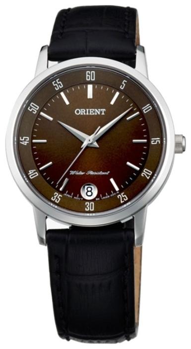 Orient UNG6004T / FUNG6004T0 - женские наручные часыORIENT<br><br><br>Бренд: ORIENT<br>Модель: ORIENT UNG6004T<br>Артикул: UNG6004T<br>Вариант артикула: FUNG6004T0<br>Коллекция: None<br>Подколлекция: None<br>Страна: Япония<br>Пол: женские<br>Тип механизма: кварцевые<br>Механизм: HT7<br>Количество камней: None<br>Автоподзавод: None<br>Источник энергии: от батарейки<br>Срок службы элемента питания: None<br>Дисплей: стрелки<br>Цифры: отсутствуют<br>Водозащита: WR 30<br>Противоударные: None<br>Материал корпуса: нерж. сталь<br>Материал браслета: кожа (не указан)<br>Материал безеля: None<br>Стекло: минеральное<br>Антибликовое покрытие: None<br>Цвет корпуса: None<br>Цвет браслета: None<br>Цвет циферблата: None<br>Цвет безеля: None<br>Размеры: 31 мм<br>Диаметр: None<br>Диаметр корпуса: None<br>Толщина: None<br>Ширина ремешка: None<br>Вес: None<br>Спорт-функции: None<br>Подсветка: None<br>Вставка: None<br>Отображение даты: число<br>Хронограф: None<br>Таймер: None<br>Термометр: None<br>Хронометр: None<br>GPS: None<br>Радиосинхронизация: None<br>Барометр: None<br>Скелетон: None<br>Дополнительная информация: None<br>Дополнительные функции: None