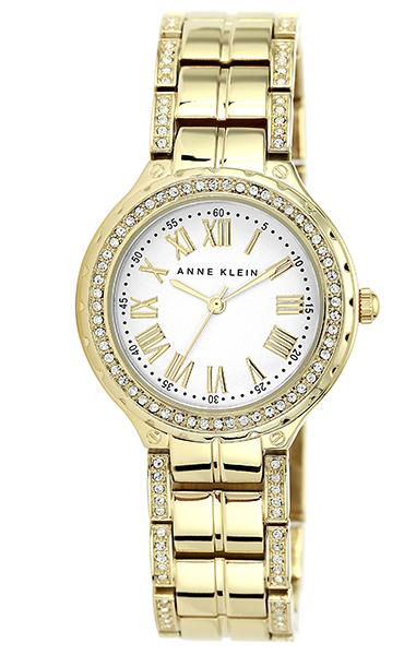 Anne Klein 1506SVGB - женские наручные часы из коллекции CrystalAnne Klein<br><br><br>Бренд: Anne Klein<br>Модель: Anne Klein 1506 SVGB<br>Артикул: 1506SVGB<br>Вариант артикула: None<br>Коллекция: Crystal<br>Подколлекция: None<br>Страна: США<br>Пол: женские<br>Тип механизма: кварцевые<br>Механизм: None<br>Количество камней: None<br>Автоподзавод: None<br>Источник энергии: от батарейки<br>Срок службы элемента питания: None<br>Дисплей: стрелки<br>Цифры: римские<br>Водозащита: WR 20<br>Противоударные: None<br>Материал корпуса: не указан, PVD покрытие (полное)<br>Материал браслета: не указан, PVD покрытие (полное)<br>Материал безеля: None<br>Стекло: минеральное<br>Антибликовое покрытие: None<br>Цвет корпуса: None<br>Цвет браслета: None<br>Цвет циферблата: None<br>Цвет безеля: None<br>Размеры: 32 мм<br>Диаметр: None<br>Диаметр корпуса: None<br>Толщина: None<br>Ширина ремешка: None<br>Вес: None<br>Спорт-функции: None<br>Подсветка: None<br>Вставка: кристаллы Swarovski<br>Отображение даты: None<br>Хронограф: None<br>Таймер: None<br>Термометр: None<br>Хронометр: None<br>GPS: None<br>Радиосинхронизация: None<br>Барометр: None<br>Скелетон: None<br>Дополнительная информация: None<br>Дополнительные функции: None