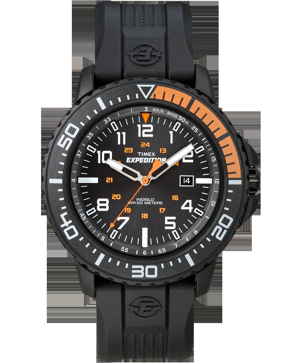 Timex T49940 - мужские наручные часы из коллекции ExpeditionTimex<br><br><br>Бренд: Timex<br>Модель: Timex T49940<br>Артикул: T49940<br>Вариант артикула: None<br>Коллекция: Expedition<br>Подколлекция: Uplander<br>Страна: США<br>Пол: мужские<br>Тип механизма: кварцевые<br>Механизм: None<br>Количество камней: None<br>Автоподзавод: None<br>Источник энергии: от батарейки<br>Срок службы элемента питания: None<br>Дисплей: стрелки<br>Цифры: арабские<br>Водозащита: WR 50<br>Противоударные: None<br>Материал корпуса: нерж. сталь, IP покрытие (полное)<br>Материал браслета: каучук<br>Материал безеля: None<br>Стекло: None<br>Антибликовое покрытие: None<br>Цвет корпуса: оранжевый<br>Цвет браслета: None<br>Цвет циферблата: черный<br>Цвет безеля: None<br>Размеры: 44x10 мм<br>Диаметр: 44 мм<br>Диаметр корпуса: None<br>Толщина: 12.5 мм<br>Ширина ремешка: None<br>Вес: None<br>Спорт-функции: None<br>Подсветка: Indiglo<br>Вставка: None<br>Отображение даты: число<br>Хронограф: None<br>Таймер: None<br>Термометр: None<br>Хронометр: None<br>GPS: None<br>Радиосинхронизация: None<br>Барометр: None<br>Скелетон: None<br>Дополнительная информация: дополнительная шкала от 13 до 24 часов<br>Дополнительные функции: None