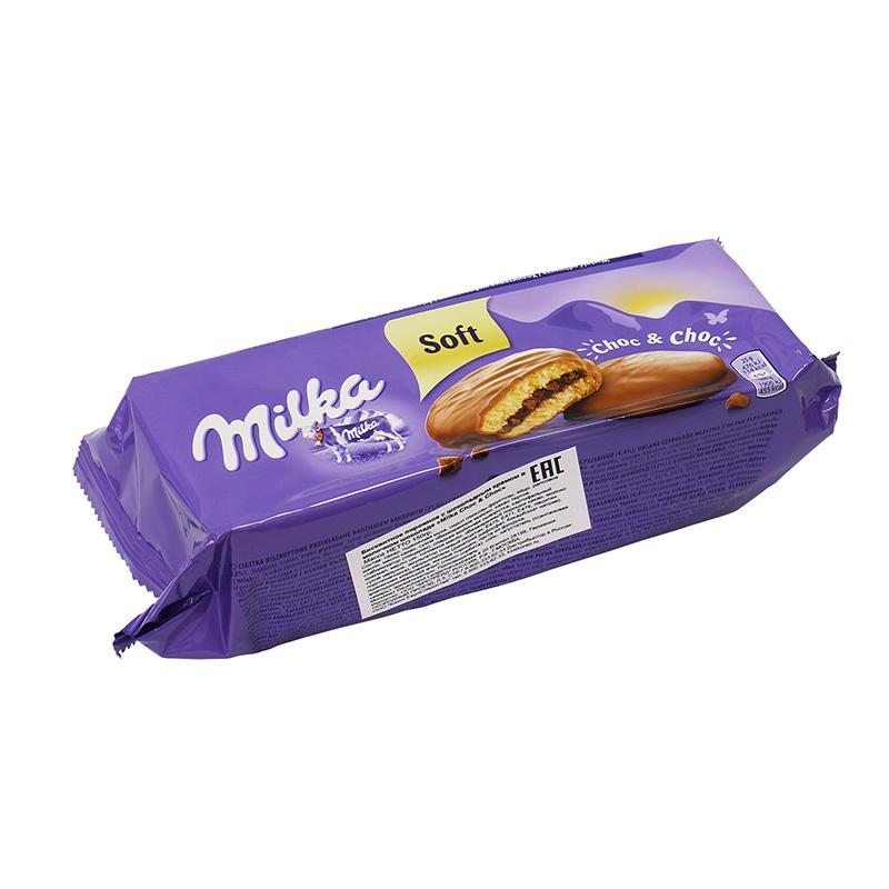 Шоколад Милка Choc &amp; Choc 150 гр.День рождения<br>Вес: 150 гр.<br>