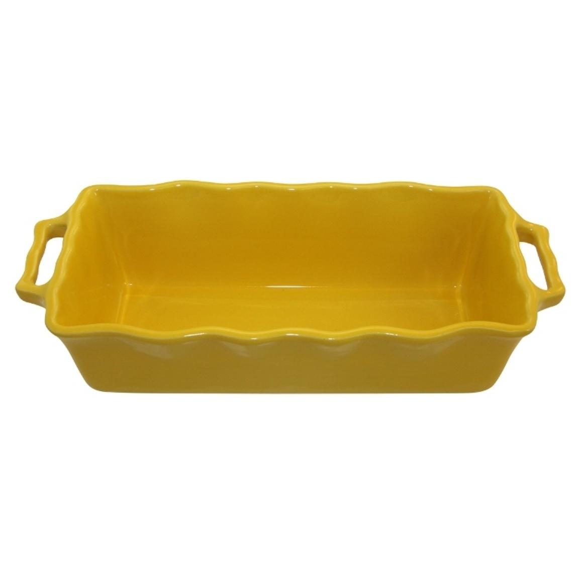 Форма для кекса 33 см Appolia Delices GRAPEFRUIT 112033077Формы для запекания (выпечки)<br>Форма для кекса 33 см Appolia Delices GRAPEFRUIT 112033077<br><br>Благодаря большому разнообразию изящных форм и широкой цветовой гамме, коллекция DELICES предлагает всевозможные варианты приготовления блюд для себя и гостей. Выбирайте цвета в соответствии с вашими желаниями и вашей кухне. Закругленные углы облегчают чистку. Легко использовать. Большие удобные ручки. Прочная жароустойчивая керамика экологична и изготавливается из высококачественной глины. Прочная глазурь устойчива к растрескиванию и сколам, не содержит свинца и кадмия. Глина обеспечивает медленный и равномерный нагрев, деликатное приготовление с сохранением всех питательных веществ и витаминов, а та же долго сохраняет тепло, что удобно при сервировке горячих блюд.<br>
