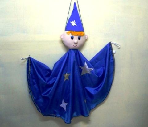 Куклы платковые своими руками