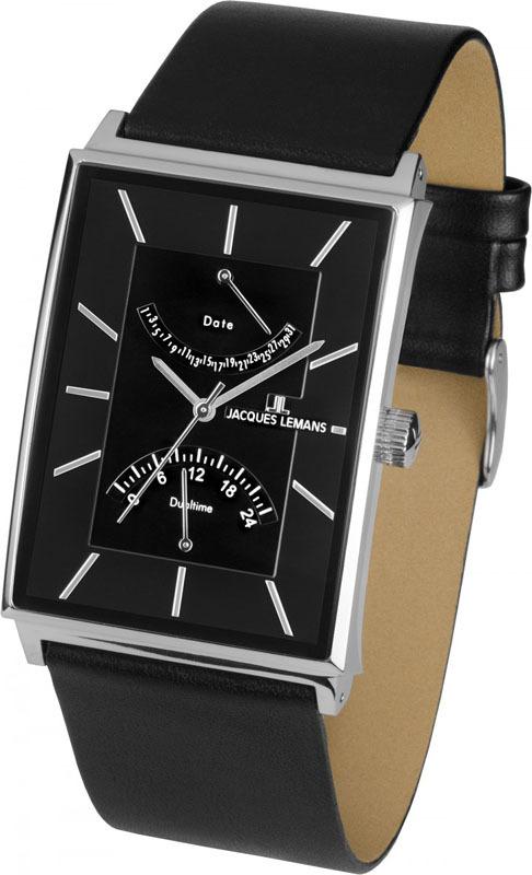 Jacques Lemans 1-1835A - мужские наручные часы из коллекции YorkJacques Lemans<br><br><br>Бренд: Jacques Lemans<br>Модель: Jacques Lemans 1-1835A<br>Артикул: 1-1835A<br>Вариант артикула: None<br>Коллекция: York<br>Подколлекция: None<br>Страна: Австрия<br>Пол: мужские<br>Тип механизма: кварцевые<br>Механизм: None<br>Количество камней: None<br>Автоподзавод: None<br>Источник энергии: от батарейки<br>Срок службы элемента питания: None<br>Дисплей: стрелки<br>Цифры: отсутствуют<br>Водозащита: WR 5<br>Противоударные: None<br>Материал корпуса: нерж. сталь<br>Материал браслета: кожа<br>Материал безеля: None<br>Стекло: минеральное/сапфировое<br>Антибликовое покрытие: None<br>Цвет корпуса: None<br>Цвет браслета: None<br>Цвет циферблата: None<br>Цвет безеля: None<br>Размеры: 34x46 мм<br>Диаметр: None<br>Диаметр корпуса: None<br>Толщина: None<br>Ширина ремешка: None<br>Вес: None<br>Спорт-функции: None<br>Подсветка: None<br>Вставка: None<br>Отображение даты: число<br>Хронограф: None<br>Таймер: None<br>Термометр: None<br>Хронометр: None<br>GPS: None<br>Радиосинхронизация: None<br>Барометр: None<br>Скелетон: None<br>Дополнительная информация: None<br>Дополнительные функции: второй часовой пояс