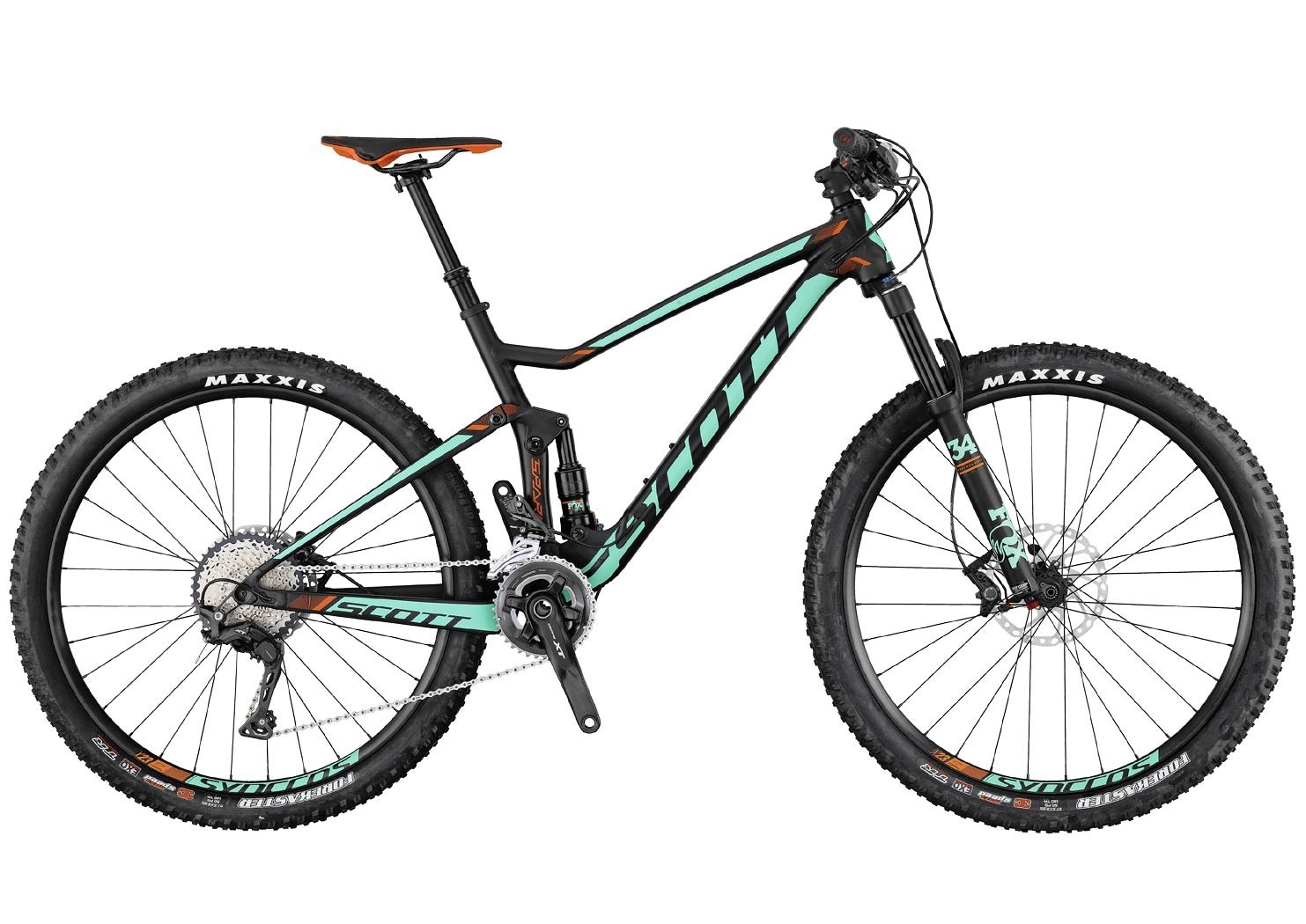 Scott Contessa Spark 720 (2017)Горные<br><br>