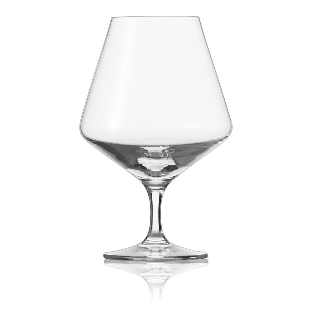 Набор из 6 бокалов для коньяка 616 мл SCHOTT ZWIESEL Pure арт. 113 756-6Бокалы и стаканы<br>Набор из 6 бокалов для коньяка 616 мл SCHOTT ZWIESEL Pure арт. 113 756-7<br><br>вид упаковки: подарочнаявысота (см): 17.1диаметр (см): 11.2материал: хрустальное стеклоназначение: для коньякаобъем (мл): 616предметов в наборе (штук): 6страна: Германия<br>Коллекция Pure с оригинальным дизайном чаши, напоминающей королевский кубок — прекрасная идея для сервировки праздничного стола. Наборы рюмок, винных бокалов, стаканов для воды и виски, а также фужеров для шампанского, выполненные в едином стиле, придадут столу торжественность и величие.<br>Геометрия линий придает изделиям особую привлекательность и позволяет напиткам «дышать», постепенно раскрывая букет вкуса и аромата.<br>Интересная форма сужающихся к верху бокалов с четкими геометрическими линиями не только придает изделиям особую привлекательность, но и позволяет напиткам «дышать», постепенно раскрывая букет вкуса и аромата.<br>Серия Pure, изготовленная из хрустального стекла, привлекает внимание безупречной прозрачностью и уникальным блеском. Изделия этой серии не только восхищают великолепными формами, но и радуют своих хозяев прочностью и долговечностью.<br>Официальный продавец SCHOTT ZWIESEL<br>