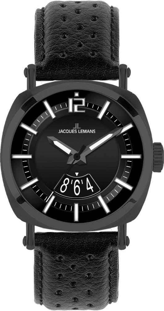 Jacques Lemans 1-1740E - мужские наручные часы из коллекции PanamaJacques Lemans<br><br><br>Бренд: Jacques Lemans<br>Модель: Jacques Lemans 1-1740E<br>Артикул: 1-1740E<br>Вариант артикула: None<br>Коллекция: Panama<br>Подколлекция: None<br>Страна: Австрия<br>Пол: мужские<br>Тип механизма: кварцевые<br>Механизм: None<br>Количество камней: None<br>Автоподзавод: None<br>Источник энергии: от батарейки<br>Срок службы элемента питания: None<br>Дисплей: стрелки<br>Цифры: арабские<br>Водозащита: WR 100<br>Противоударные: None<br>Материал корпуса: нерж. сталь, IP покрытие (полное)<br>Материал браслета: кожа<br>Материал безеля: None<br>Стекло: минеральное<br>Антибликовое покрытие: None<br>Цвет корпуса: None<br>Цвет браслета: None<br>Цвет циферблата: None<br>Цвет безеля: None<br>Размеры: 42 мм<br>Диаметр: None<br>Диаметр корпуса: None<br>Толщина: None<br>Ширина ремешка: None<br>Вес: None<br>Спорт-функции: None<br>Подсветка: стрелок<br>Вставка: None<br>Отображение даты: число<br>Хронограф: None<br>Таймер: None<br>Термометр: None<br>Хронометр: None<br>GPS: None<br>Радиосинхронизация: None<br>Барометр: None<br>Скелетон: None<br>Дополнительная информация: None<br>Дополнительные функции: None