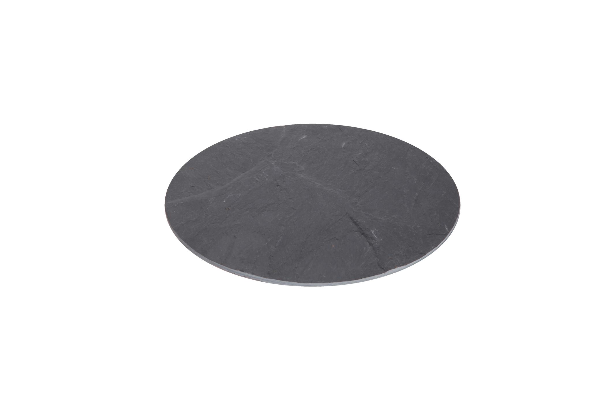 Блюдо круглое 30 см COSY&amp;TRENDY STRD30Блюда<br>Блюдо круглое 30 см COSY&amp;TRENDY STRD30<br><br>Сланцевая посуда никогда не выйдет из моды, так как это самый простой способ внести частицу красоты в повседневную жизнь. Посуда легко очищается нейтральными моющими средствами с помощью мягкой губки или салфетки, имеет длительный срок службы и не теряет в процессе использования внешней привлекательности. Подходит для мытья в посудомоечной машине.<br>