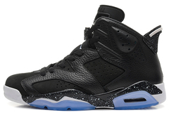 Кроссовки Женские Nike Air Jordan VI Black Venom